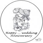 Kreativitet - … year wedding