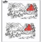 Kreativitet - 10 differences - Autumn