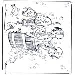 Tegneseriefigurer - 101 Dalmatians 2