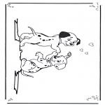Tegneseriefigurer - 101 Dalmatians 3