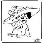 Tegneseriefigurer - 101 Dalmatians 7