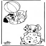 Tegneseriefigurer - 101 Dalmatians 9