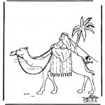 Bibelsk - Abraham in Egypte