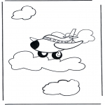 Litt av hvert - Airplane 1