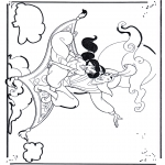 Tegneseriefigurer - Aladdin 1