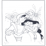 Tegneseriefigurer - Aladdin 11