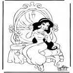 Tegneseriefigurer - Aladdin 7