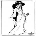 Tegneseriefigurer - Aladdin 9
