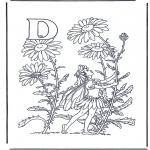 Litt av hvert - Alphabet D
