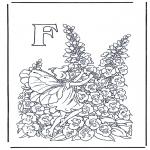 Litt av hvert - Alphabet F