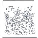 Litt av hvert - Alphabet G