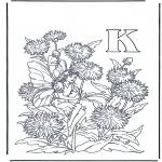 Litt av hvert - Alphabet K