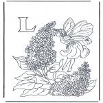 Litt av hvert - Alphabet L