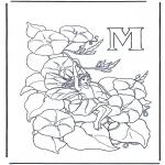 Litt av hvert - Alphabet M