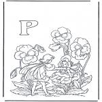 Litt av hvert - Alphabet P