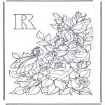 Litt av hvert - Alphabet R
