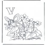 Litt av hvert - Alphabet V