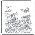 Litt av hvert - Alphabet Z