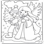 Jul - Angel and boy