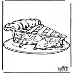Litt av hvert - Apple pie