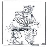 Tegneseriefigurer - Asterix 1