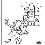Litt av hvert - Astronaut 2