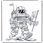 Litt av hvert - Astronaut