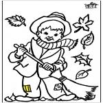Litt av hvert - Autumn coloring 2