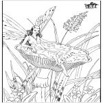 Litt av hvert - Autumn fairies 2