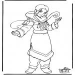 Tegneseriefigurer - Avatar 2
