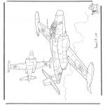 Litt av hvert - Avro CF-100