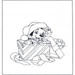 Tegneseriefigurer - Baby Dalmatian