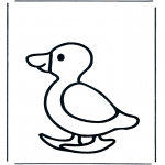Småbarn - Baby duck