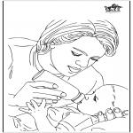 Temaer - Baby en mother 1
