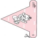 Temaer - Baby flag 3