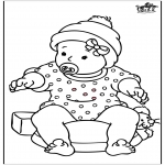 Temaer - Baby girl 2