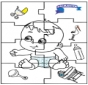 Baby puzzle 2