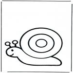 Småbarn - Baby snail