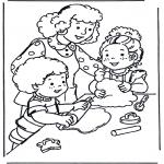 Småbarn - Baking