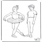 Litt av hvert - Ballet 1