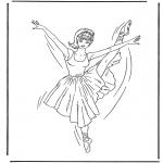 Litt av hvert - Ballet dancer 1