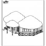 Litt av hvert - Beach house