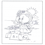Småbarn - Bear at sea