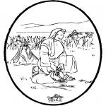 Bibelsk - Bibel prickingcard 4