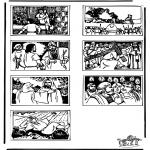 Bibelsk - Bible coloring page 2