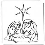 Bibelsk - Birth of Jesus 1