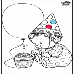 Temaer - Birthday 1 year