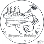 Temaer - Birthday 4 year