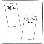 Kreativitet - Bookmark 1