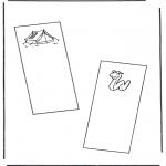 Kreativitet - Bookmark 4